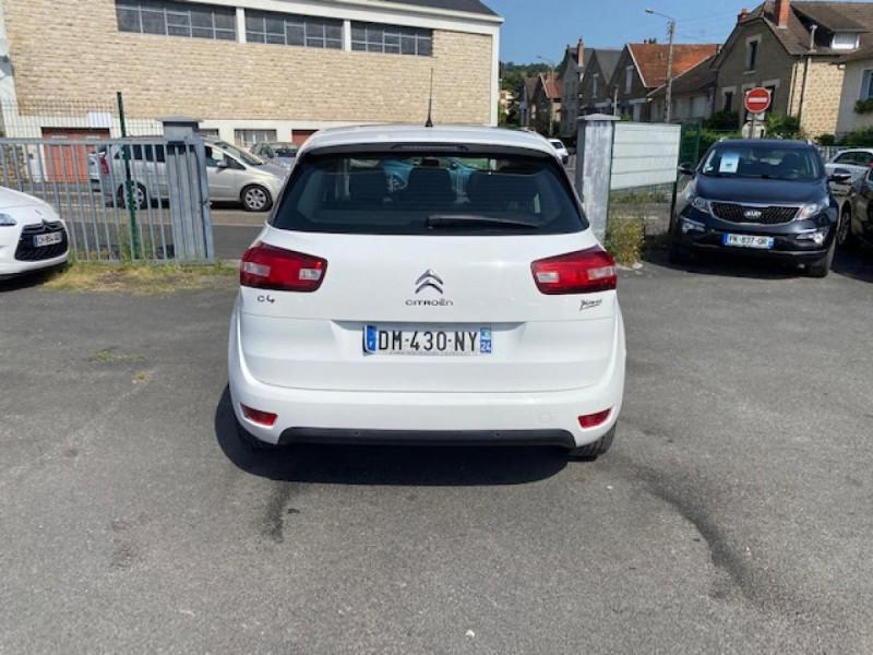 Photo 4 de l'offre de CITROEN C4 PICASSO 1.6 E-HDI FAP - 115  2013 MONOSPACE BUSINESS PHASE 1 à 10490€ chez Triplo auto