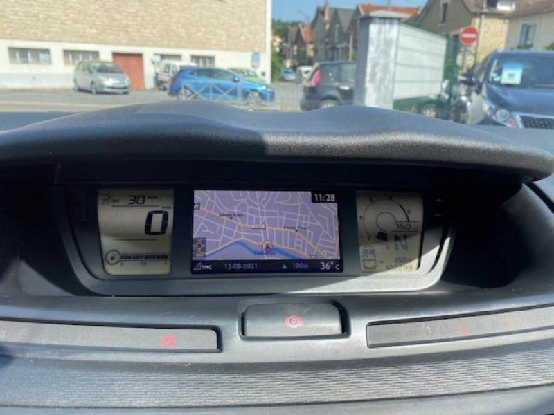 Photo 17 de l'offre de CITROEN C4 PICASSO 1.6 HDI110 BMP6 BUSINESS GPS   RADAR AR à 6990€ chez Triplo auto