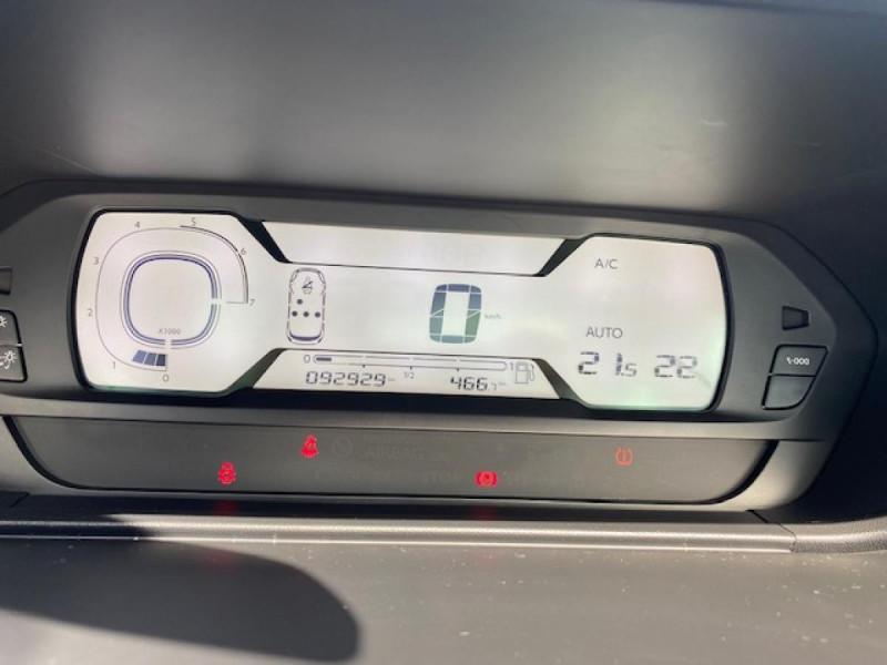 Photo 17 de l'offre de CITROEN C4 PICASSO 1.6 E-HDI FAP - 115  2013 MONOSPACE BUSINESS PHASE 1 à 10490€ chez Triplo auto