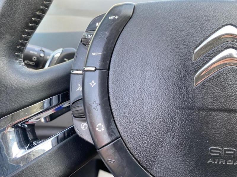 Photo 22 de l'offre de CITROEN C4 PICASSO 1.6 HDI110 BMP6 BUSINESS GPS   RADAR AR à 6990€ chez Triplo auto