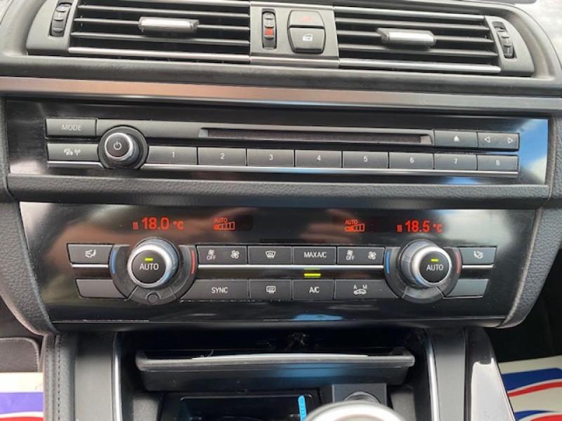 Photo 23 de l'offre de BMW SERIE 5 520D F11 TOURING LOUNGE GPS à 18990€ chez Triplo auto