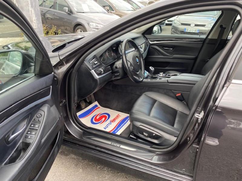 Photo 14 de l'offre de BMW SERIE 5 520D F11 TOURING LOUNGE GPS à 18990€ chez Triplo auto