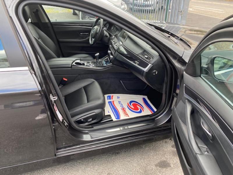 Photo 15 de l'offre de BMW SERIE 5 520D F11 TOURING LOUNGE GPS à 18990€ chez Triplo auto