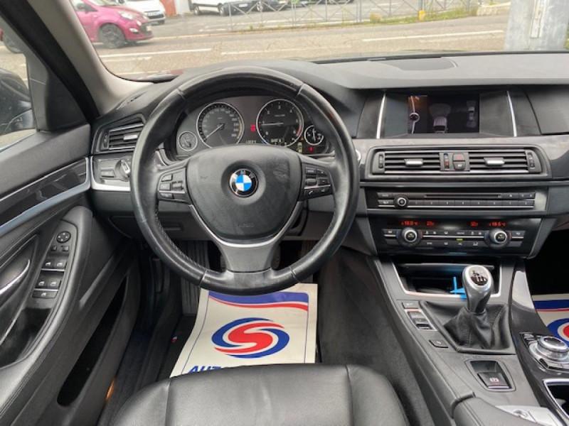 Photo 16 de l'offre de BMW SERIE 5 520D F11 TOURING LOUNGE GPS à 18990€ chez Triplo auto