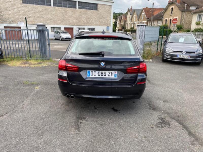 Photo 4 de l'offre de BMW SERIE 5 520D F11 TOURING LOUNGE GPS à 18990€ chez Triplo auto