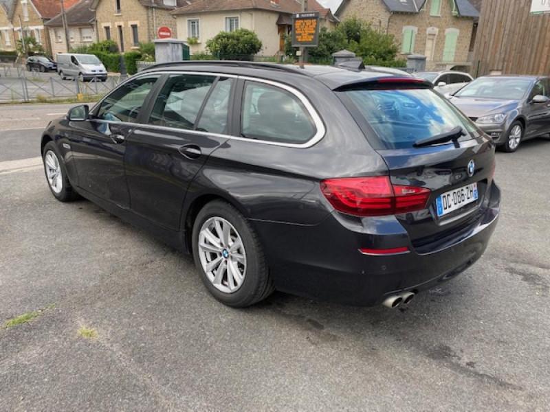 Photo 3 de l'offre de BMW SERIE 5 520D F11 TOURING LOUNGE GPS à 18990€ chez Triplo auto