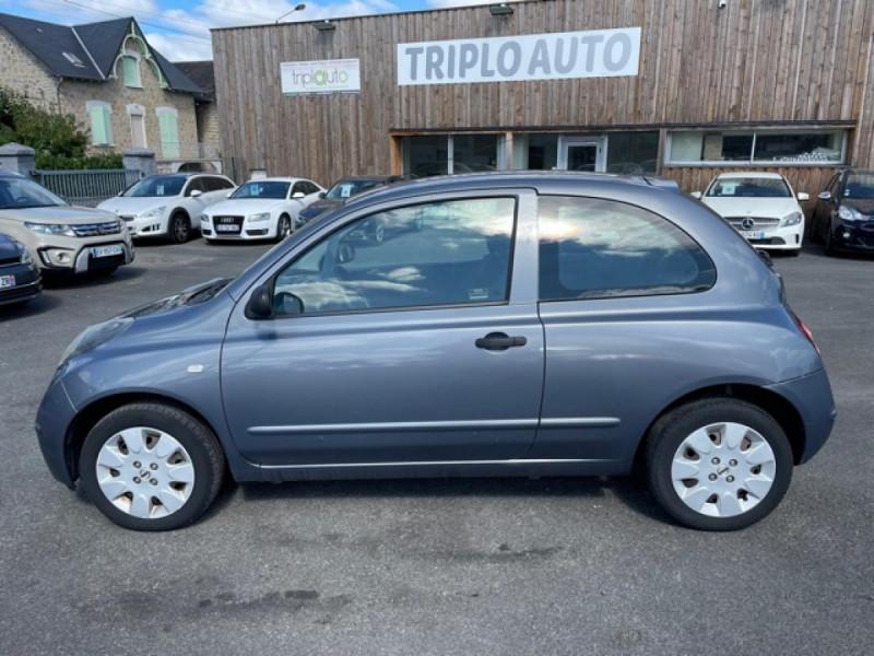 Photo 2 de l'offre de NISSAN MICRA 1.2 80 MARIE CLAIRE CLIM à 4990€ chez Triplo auto
