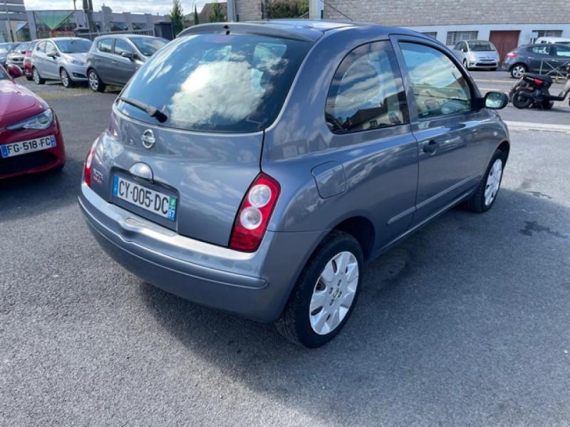 Photo 5 de l'offre de NISSAN MICRA 1.2 80 MARIE CLAIRE CLIM à 4990€ chez Triplo auto