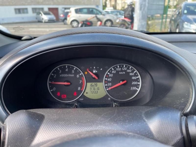 Photo 14 de l'offre de NISSAN MICRA 1.2 80 MARIE CLAIRE CLIM à 4990€ chez Triplo auto
