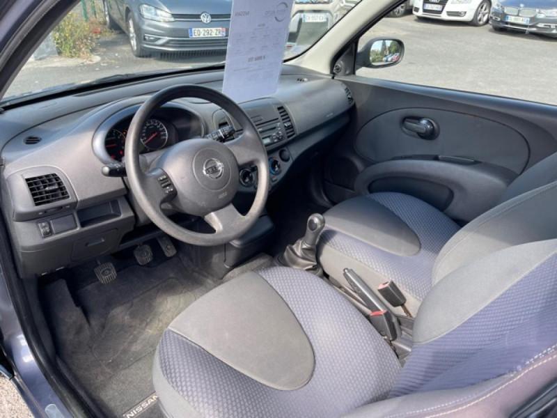 Photo 12 de l'offre de NISSAN MICRA 1.2 80 MARIE CLAIRE CLIM à 4990€ chez Triplo auto