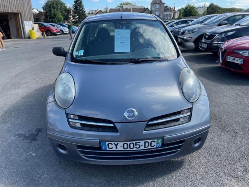 Photo 8 de l'offre de NISSAN MICRA 1.2 80 MARIE CLAIRE CLIM à 4990€ chez Triplo auto