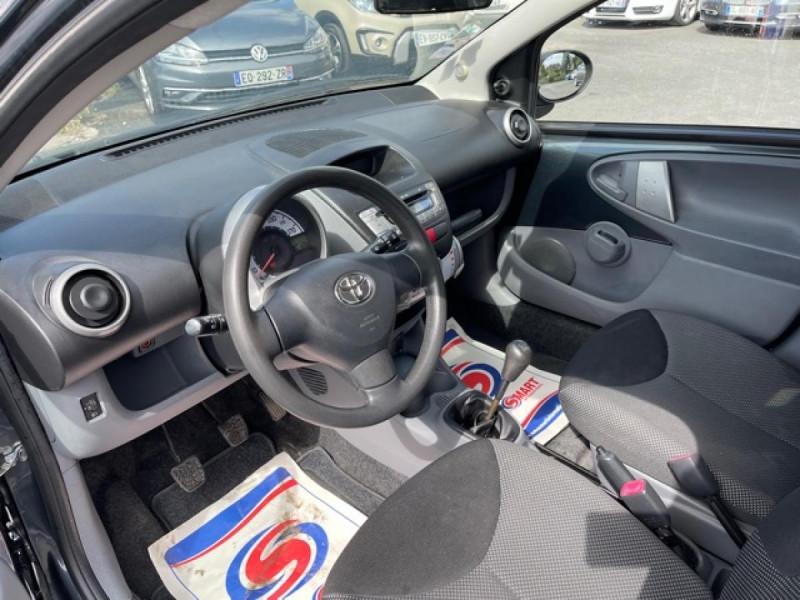 Photo 12 de l'offre de TOYOTA AYGO 1.0 VVT-I 68 5P UP  à 4490€ chez Triplo auto