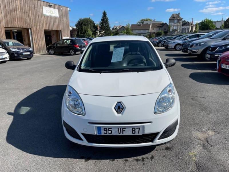 Photo 8 de l'offre de RENAULT TWINGO 1.5 DCI 65 EXPRESSION  à 4990€ chez Triplo auto
