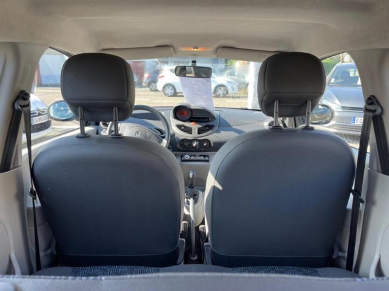 Photo 10 de l'offre de RENAULT TWINGO 1.5 DCI 65 EXPRESSION  à 4990€ chez Triplo auto