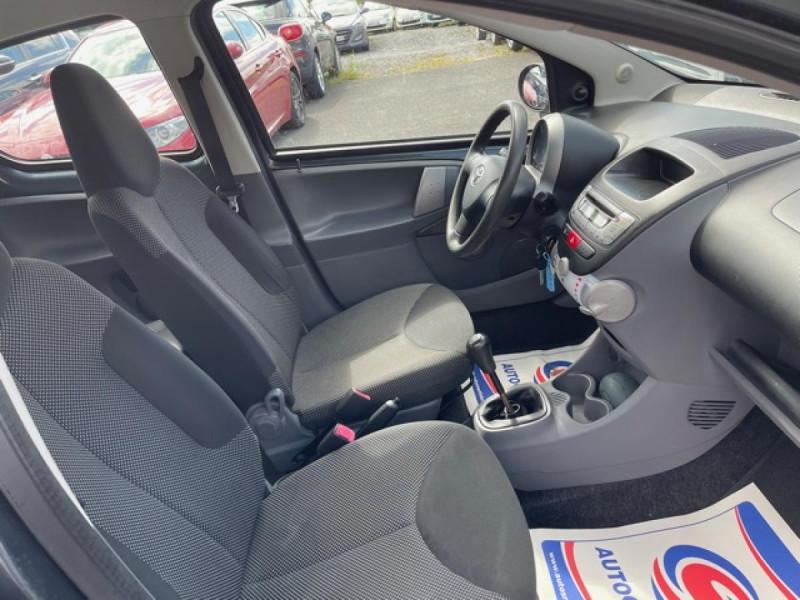 Photo 15 de l'offre de TOYOTA AYGO 1.0 VVT-I 68 5P UP  à 4490€ chez Triplo auto