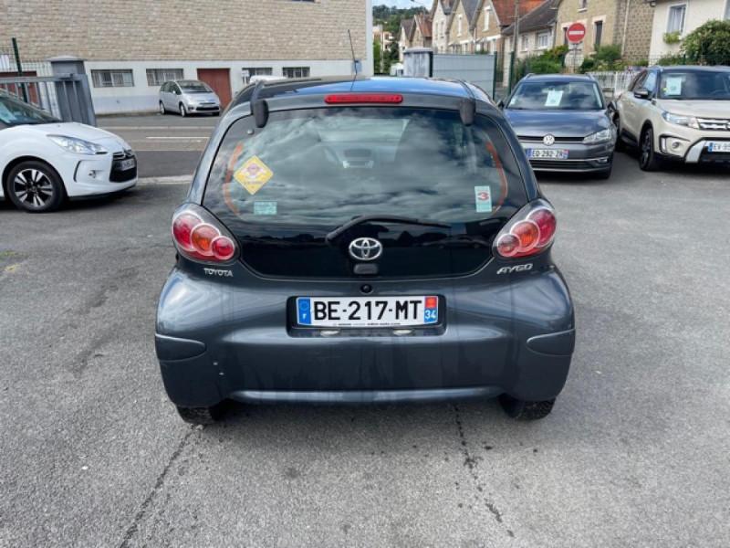 Photo 4 de l'offre de TOYOTA AYGO 1.0 VVT-I 68 5P UP  à 4490€ chez Triplo auto