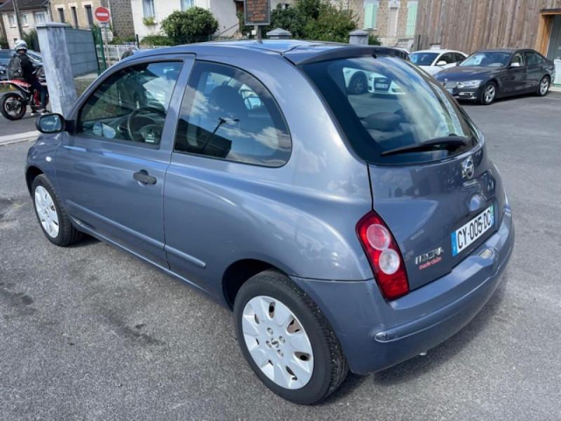 Photo 3 de l'offre de NISSAN MICRA 1.2 80 MARIE CLAIRE CLIM à 4990€ chez Triplo auto