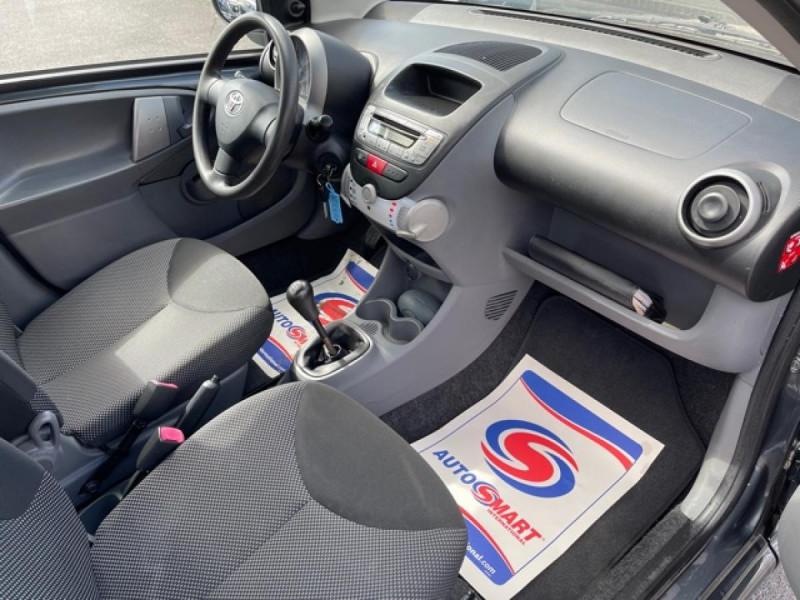 Photo 14 de l'offre de TOYOTA AYGO 1.0 VVT-I 68 5P UP  à 4490€ chez Triplo auto