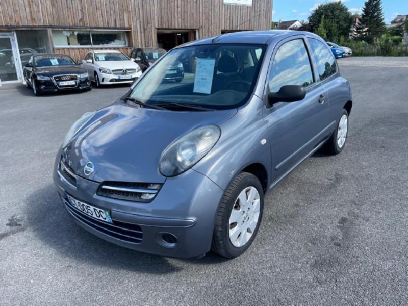 Photo 1 de l'offre de NISSAN MICRA 1.2 80 MARIE CLAIRE CLIM à 4990€ chez Triplo auto