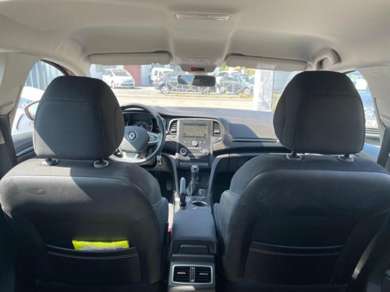 Photo 10 de l'offre de RENAULT MEGANE 1.2 ENERGY TCE - 100 LIFE GPS à 11490€ chez Triplo auto