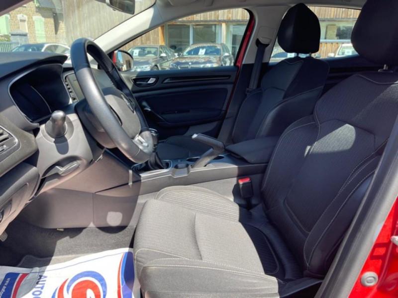 Photo 13 de l'offre de RENAULT MEGANE 1.2 ENERGY TCE - 100 LIFE GPS à 11490€ chez Triplo auto
