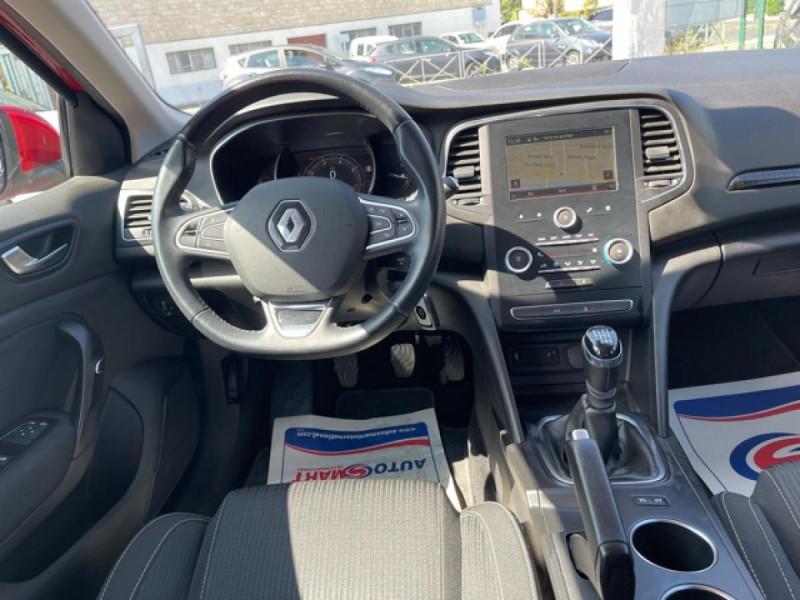Photo 16 de l'offre de RENAULT MEGANE 1.2 ENERGY TCE - 100 LIFE GPS à 11490€ chez Triplo auto