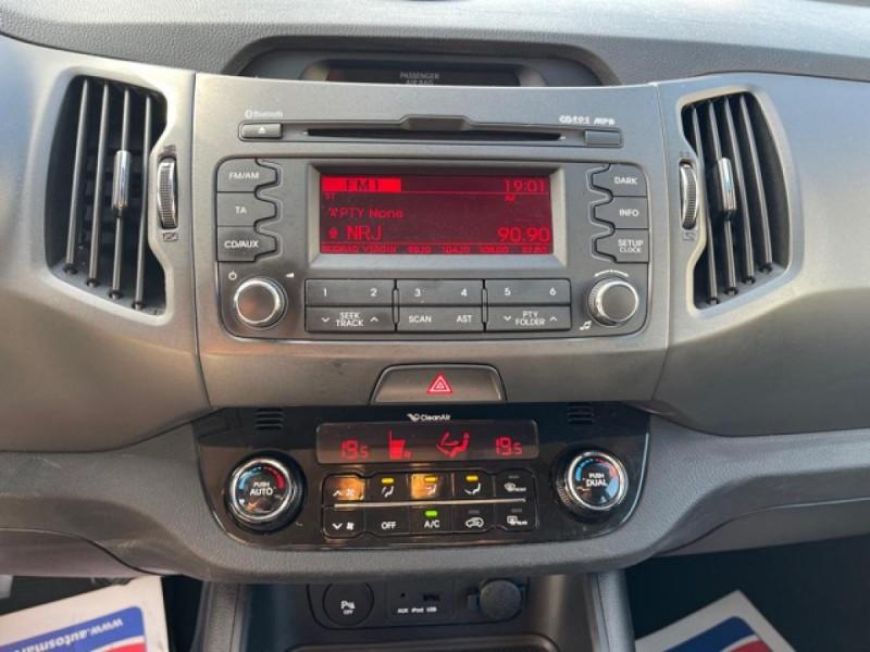 Photo 16 de l'offre de KIA SPORTAGE 2.0 CRDI 136 4X4 ACTIVE CLIM   CAMERA à 10990€ chez Triplo auto