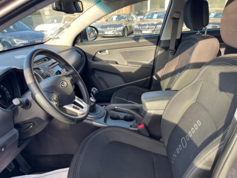 Photo 13 de l'offre de KIA SPORTAGE 2.0 CRDI 136 4X4 ACTIVE CLIM   CAMERA à 10990€ chez Triplo auto