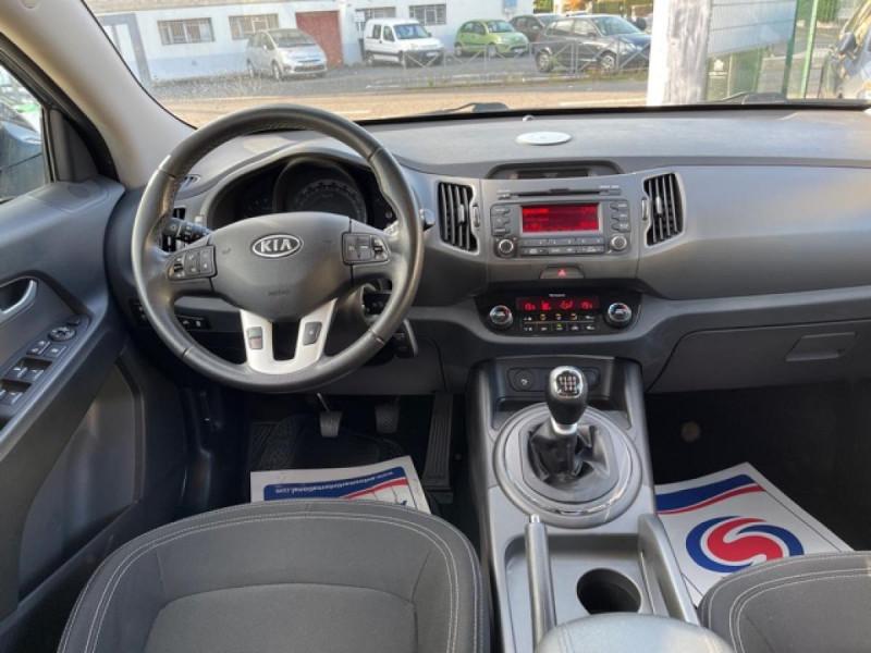 Photo 15 de l'offre de KIA SPORTAGE 2.0 CRDI 136 4X4 ACTIVE CLIM   CAMERA à 10990€ chez Triplo auto