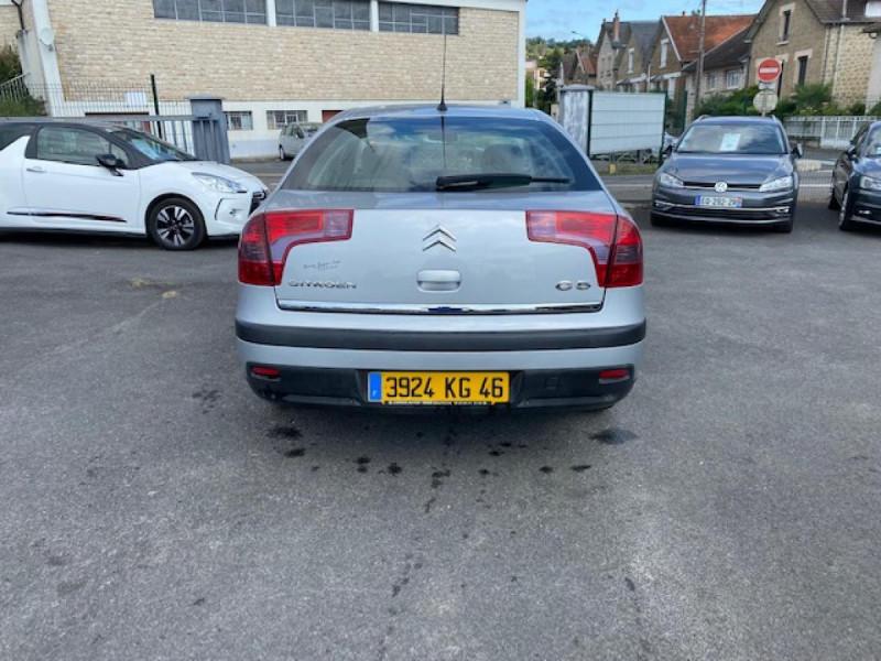 Photo 3 de l'offre de CITROEN C5 1.6 HDI 110  PACK CLIM à 4990€ chez Triplo auto