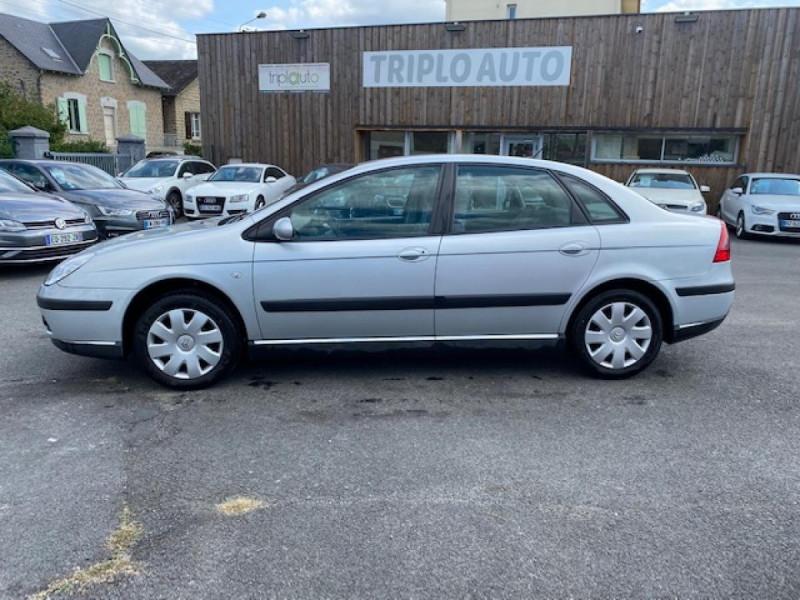 Photo 2 de l'offre de CITROEN C5 1.6 HDI 110  PACK CLIM à 4990€ chez Triplo auto