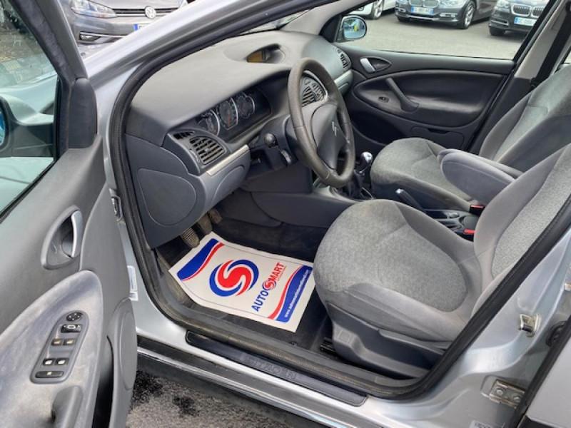 Photo 11 de l'offre de CITROEN C5 1.6 HDI 110  PACK CLIM à 4990€ chez Triplo auto