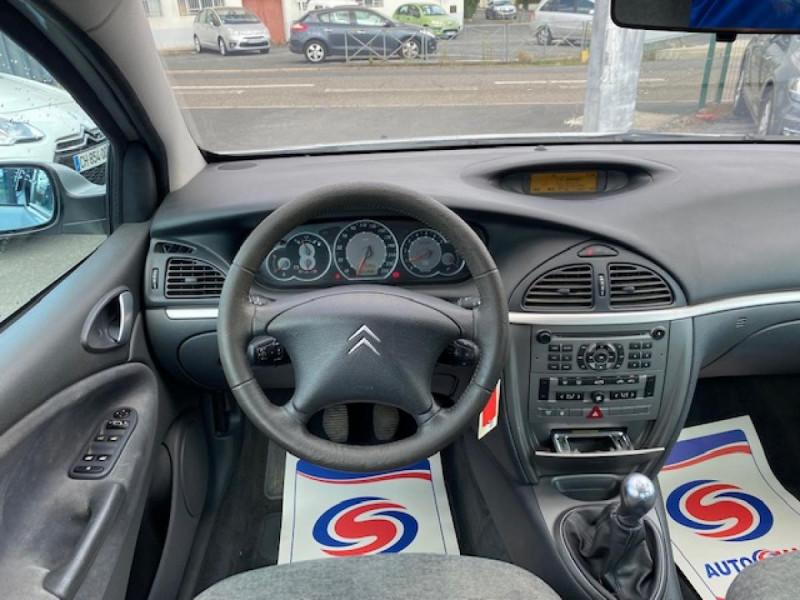 Photo 13 de l'offre de CITROEN C5 1.6 HDI 110  PACK CLIM à 4990€ chez Triplo auto