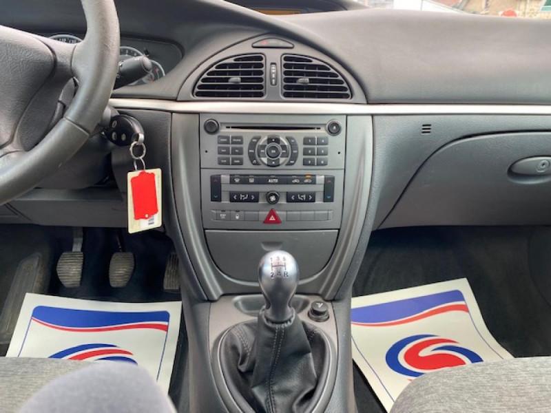 Photo 14 de l'offre de CITROEN C5 1.6 HDI 110  PACK CLIM à 4990€ chez Triplo auto
