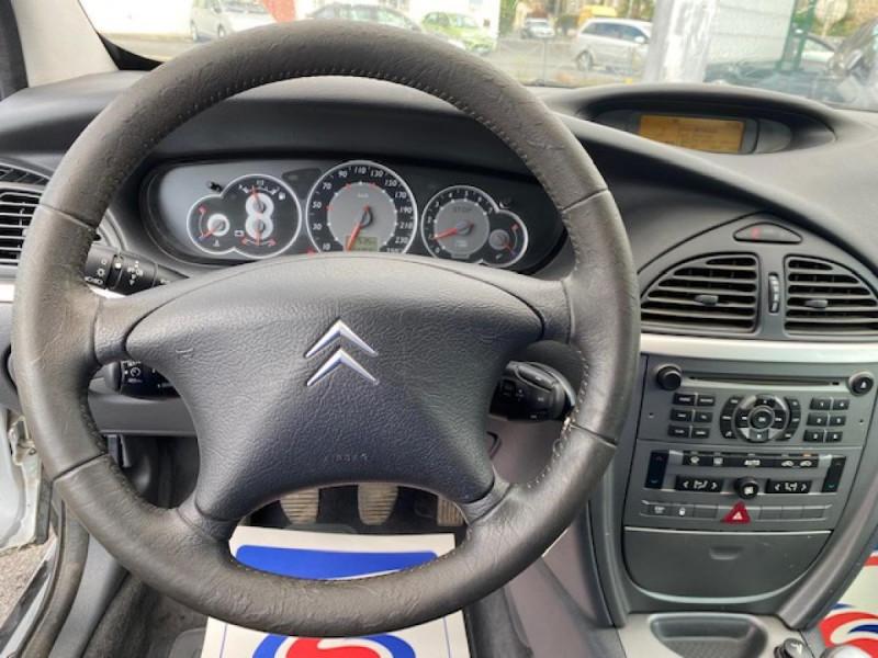 Photo 16 de l'offre de CITROEN C5 1.6 HDI 110  PACK CLIM à 4990€ chez Triplo auto