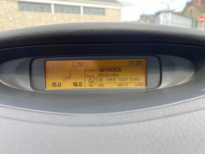 Photo 20 de l'offre de CITROEN C5 1.6 HDI 110  PACK CLIM à 4990€ chez Triplo auto