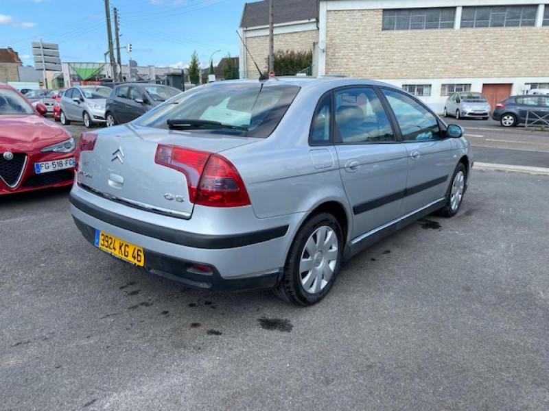 Photo 4 de l'offre de CITROEN C5 1.6 HDI 110  PACK CLIM à 4990€ chez Triplo auto