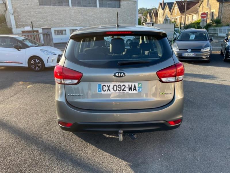 Photo 4 de l'offre de KIA CARENS 1.7 CRDI 115 ACTIVE   ATTELAGE à 7790€ chez Triplo auto