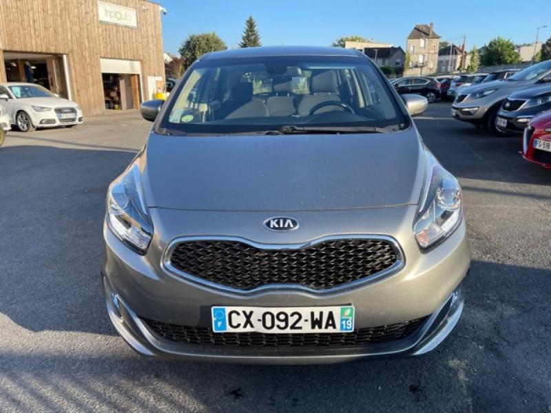 Photo 8 de l'offre de KIA CARENS 1.7 CRDI 115 ACTIVE   ATTELAGE à 7790€ chez Triplo auto