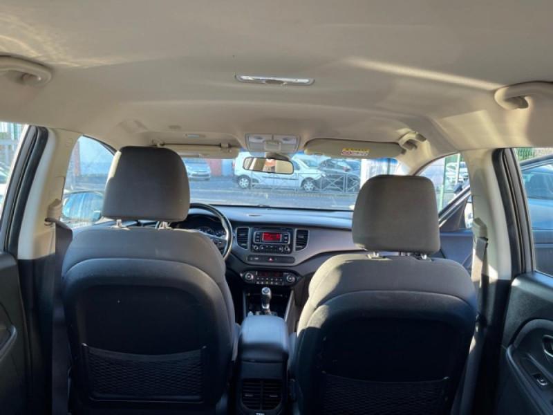 Photo 10 de l'offre de KIA CARENS 1.7 CRDI 115 ACTIVE   ATTELAGE à 7790€ chez Triplo auto