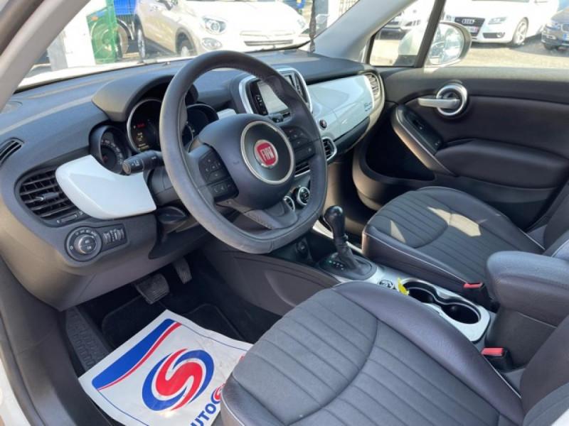 Photo 11 de l'offre de FIAT 500X 1.6 MULTIJET 120 DCT LOUNGE GPS à 16990€ chez Triplo auto