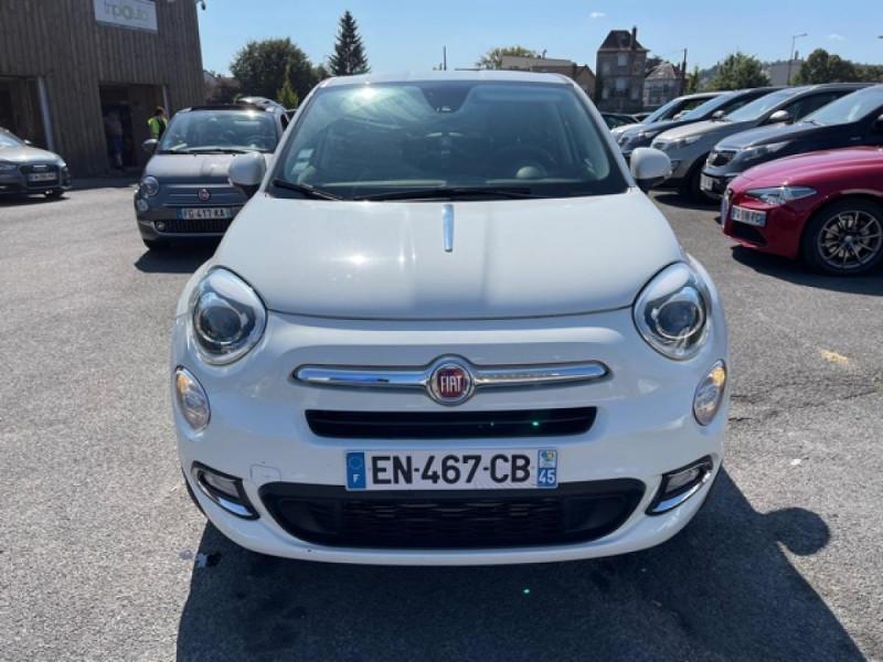 Photo 8 de l'offre de FIAT 500X 1.6 MULTIJET 120 DCT LOUNGE GPS à 16990€ chez Triplo auto