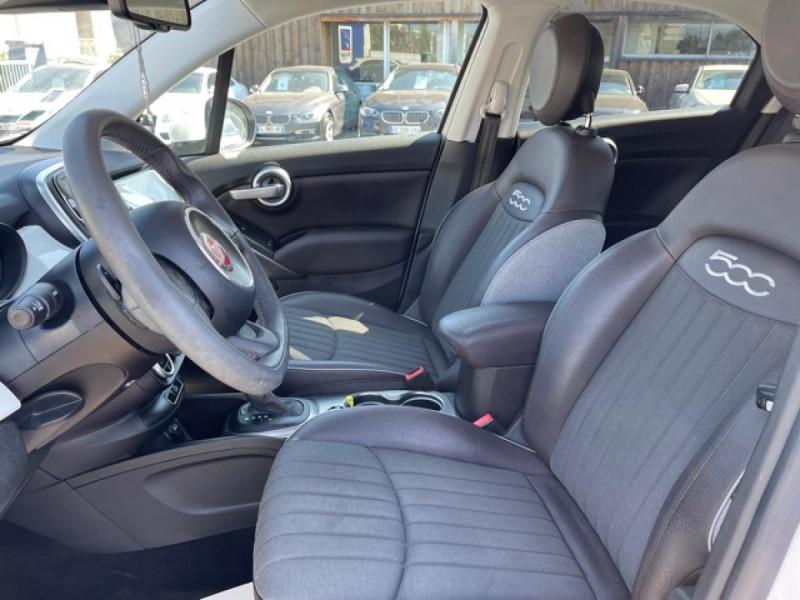 Photo 12 de l'offre de FIAT 500X 1.6 MULTIJET 120 DCT LOUNGE GPS à 16990€ chez Triplo auto