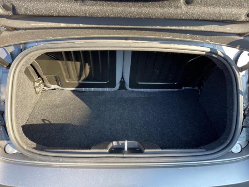 Photo 9 de l'offre de FIAT 500 CABRIOLET 1.2I - 69 LOUNGE CLIM à 12490€ chez Triplo auto