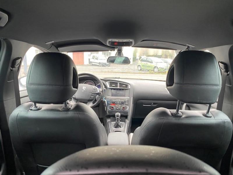 Photo 11 de l'offre de DS DS4 1.6 E-HDI  115  SO CHIC   GPS   RADAR AR à 9490€ chez Triplo auto