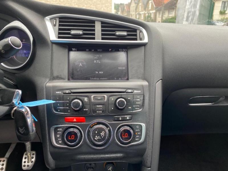 Photo 22 de l'offre de DS DS4 1.6 E-HDI  115  SO CHIC   GPS   RADAR AR à 9490€ chez Triplo auto