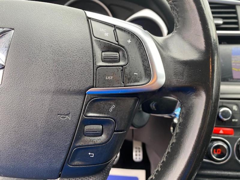 Photo 20 de l'offre de DS DS4 1.6 E-HDI  115  SO CHIC   GPS   RADAR AR à 9490€ chez Triplo auto
