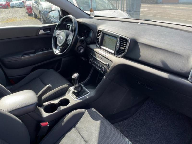 Photo 7 de l'offre de KIA SPORTAGE 1.7 CRDI 115 STOP&GO  ACTIVE GPS CAMERA  à 14990€ chez Triplo auto