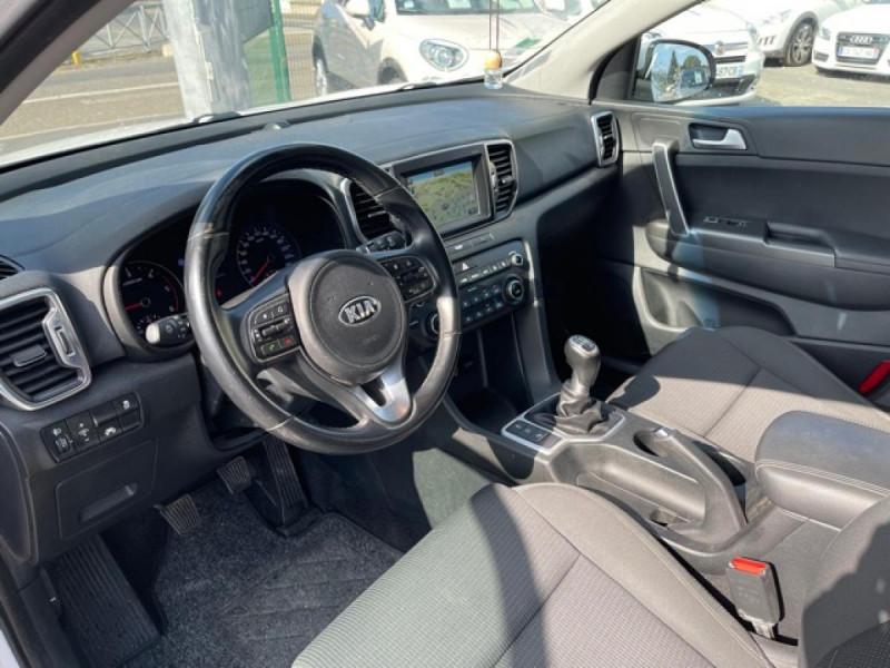Photo 5 de l'offre de KIA SPORTAGE 1.7 CRDI 115 STOP&GO  ACTIVE GPS CAMERA  à 14990€ chez Triplo auto