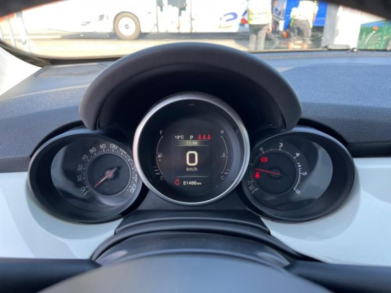 Photo 23 de l'offre de FIAT 500X 1.6 MULTIJET 120 DCT LOUNGE GPS à 16990€ chez Triplo auto